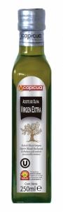Aceite virgen extra vidrio