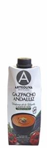 Gazpacho SIN GLUTEN Arteoliva 0,5l.